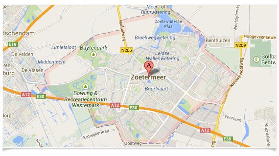 glaszetter Zoetermeer